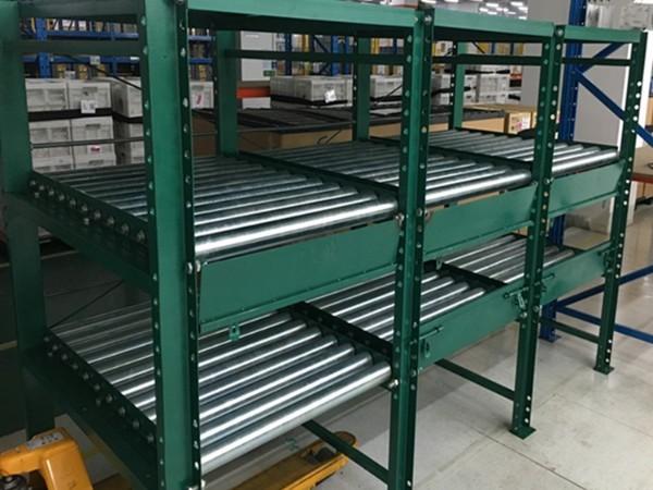 南京仓储货架公司:重型滚筒货架的高度可以设计多高?