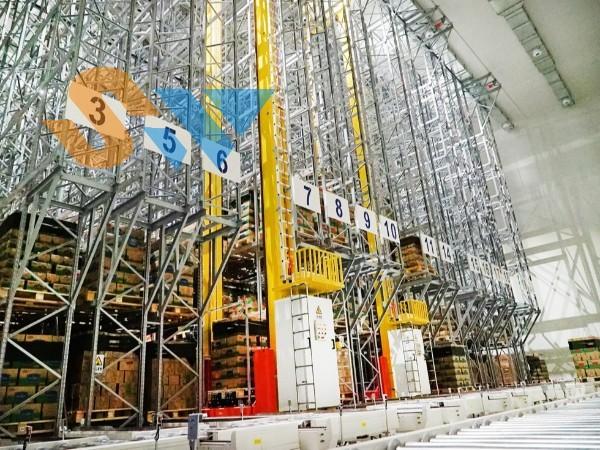 南京仓储生产厂家带您简单了解立体仓库