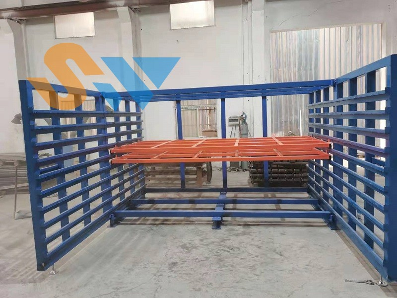 板材存储货架调试中 (3)