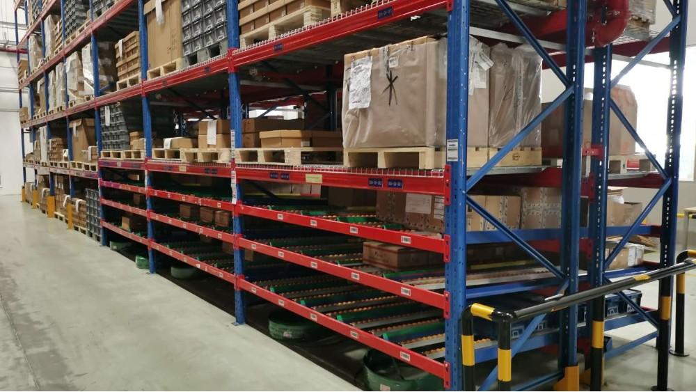 组合式货架定做案例,重型货架厂家带你欣赏