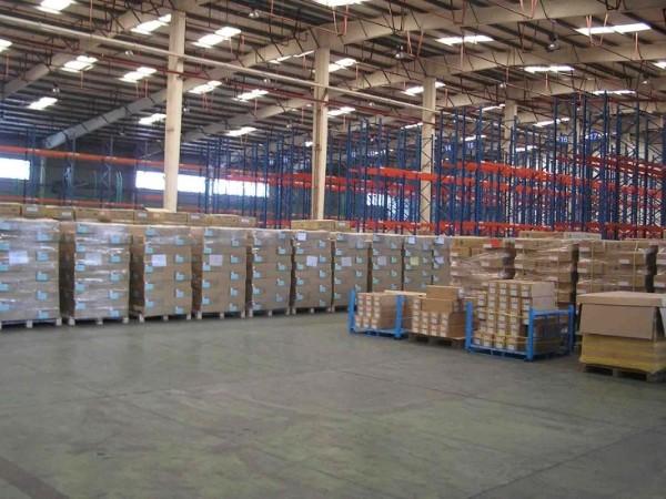 降低仓储重型货架成本的5个设计原则