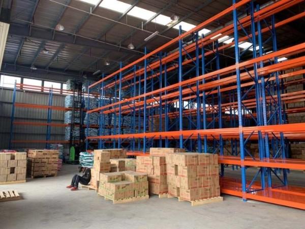 南京横梁货架厂家告诉你:如何选择森沃仓储重型货架
