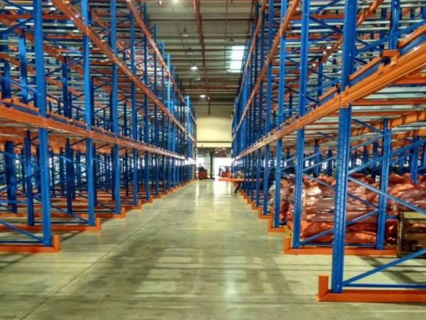 双深位货架和常规重型货架的区别,森沃仓储为你分析!