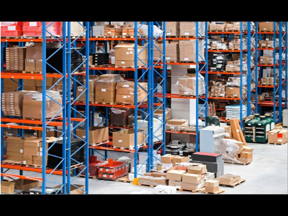 重型货架:森沃仓储与医药行业的合作