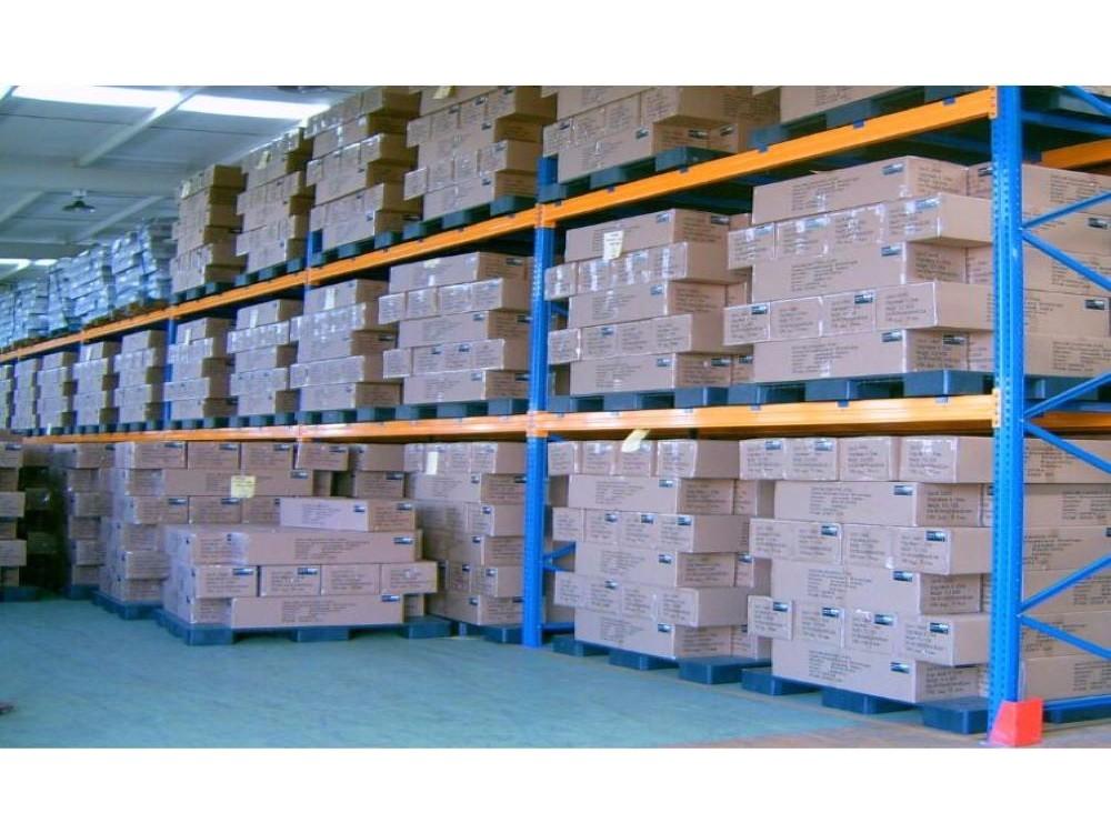 {南京}森沃仓储和先声再康公司的合作案例——塑料托盘