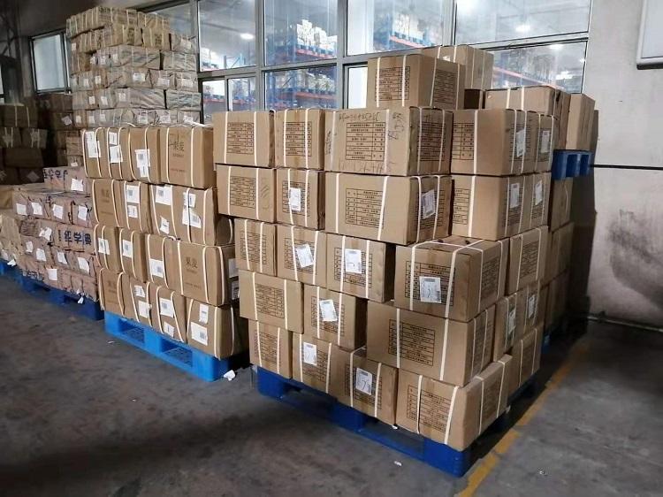 森沃仓储:新华书店集团塑料托盘 (1)