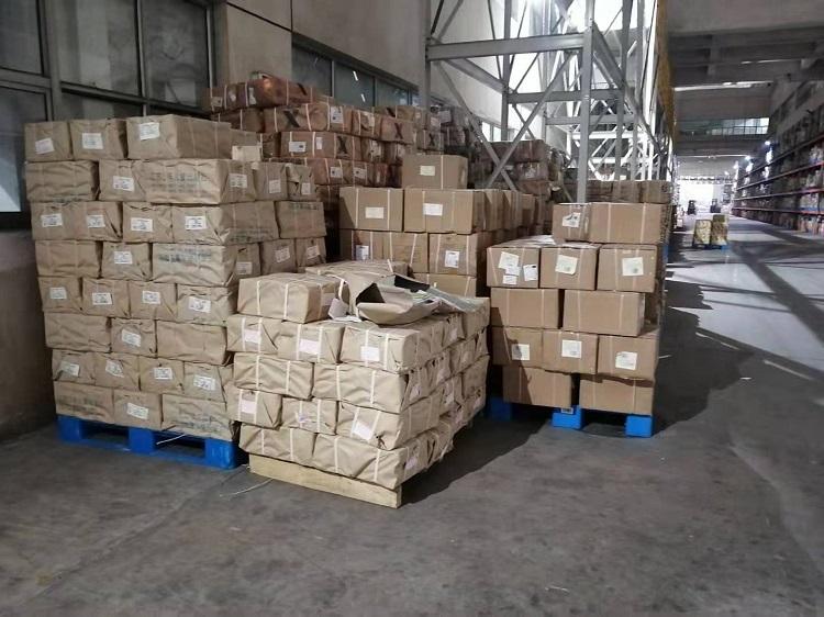 森沃仓储:新华书店集团塑料托盘 (3)