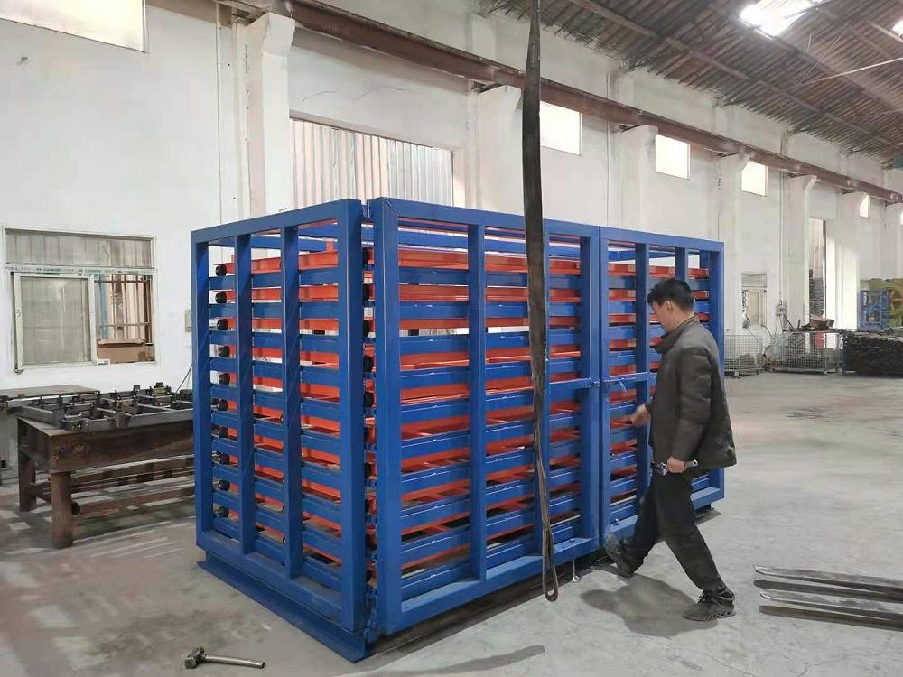 抽屉式板材货架