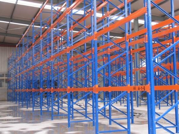 仓储货架中最实用的货架之一:横梁式货架