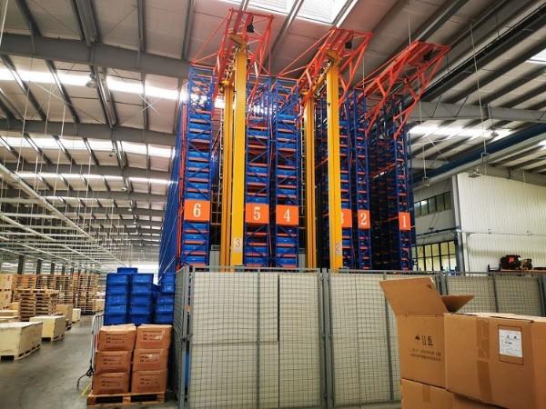 自动化立体仓库货架的使用能给企业带来什么好处(帮助)