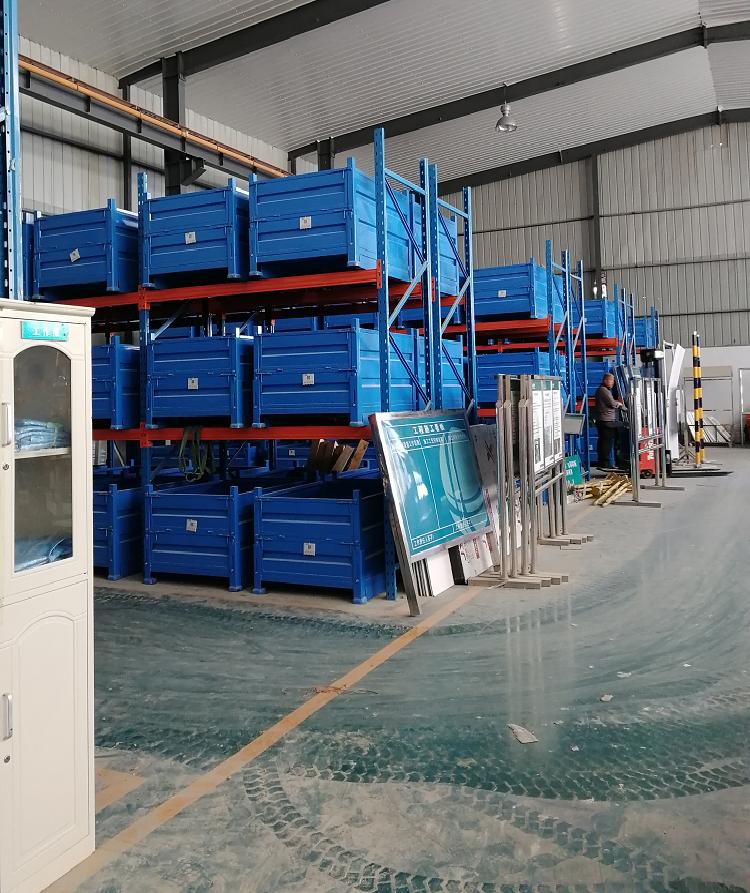 货架+钢制料箱(2)
