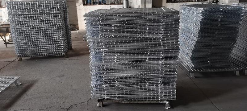 仓储笼碰焊金属钢网2