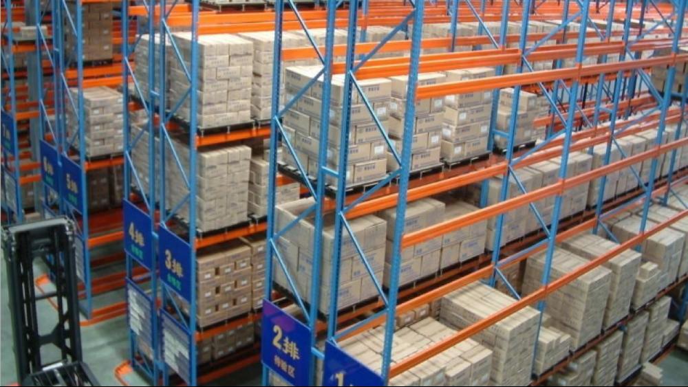 森沃仓储和机械企业的合作——重型货架