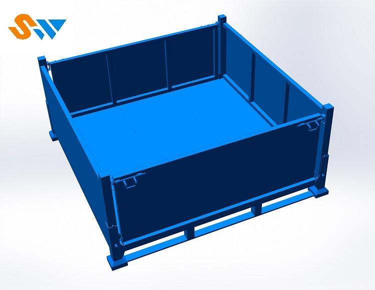 钢制料箱 (3)