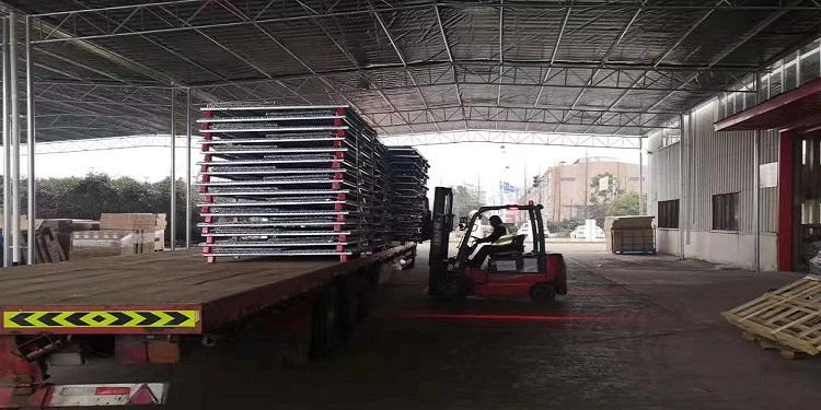 森沃仓储:仓储笼 运输车(1)