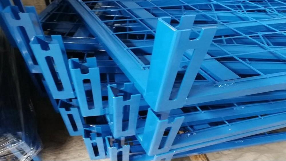 森沃仓储:堆垛架实拍图