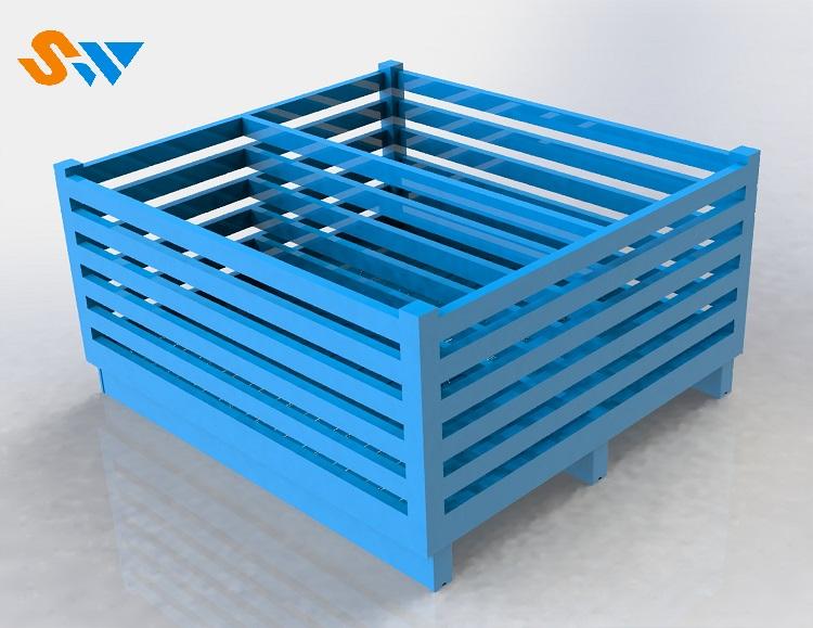 钢制料箱 (4)