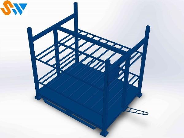 森沃仓储给你不一样的堆垛架