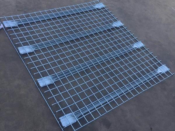 货架层网(钢层网、层板网)的作用与使用案例