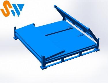钢制料箱 (2)