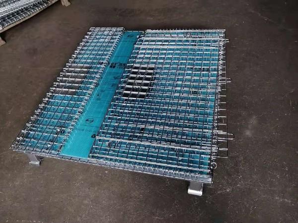 森沃仓储带您了解工厂中的仓储笼