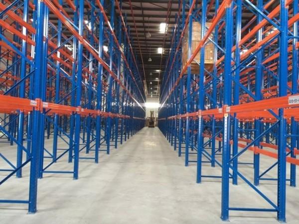 货架厂家:仓储货架存储运用率低的原因