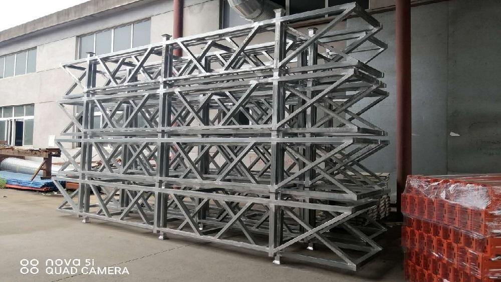 南京货架生产厂家:一种特殊的管材、型材架