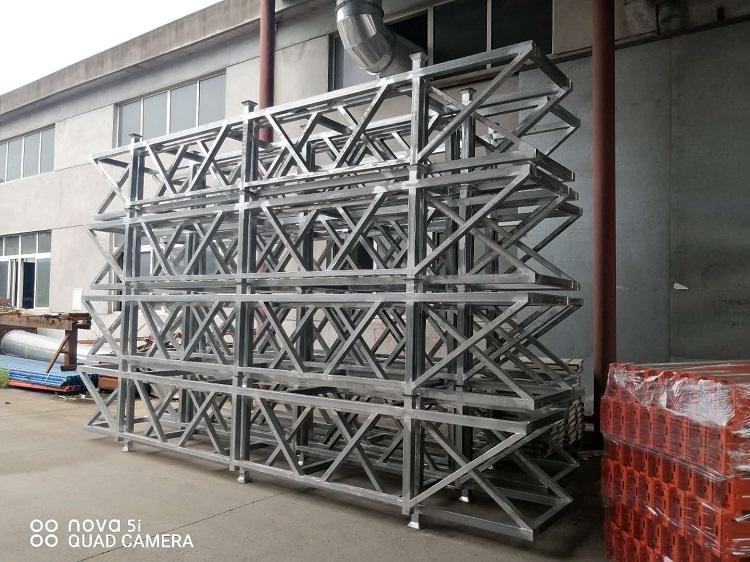 (森沃仓储:管材、型材货架1)