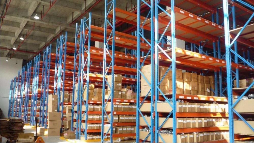 {南京}森沃仓储与红星美凯龙企业的合作——重型货架