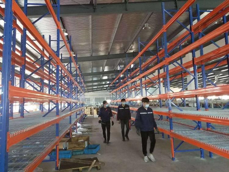 森沃仓储:钢层网 (1)