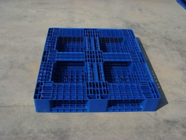 森沃仓储:4种常见种类的塑料托盘