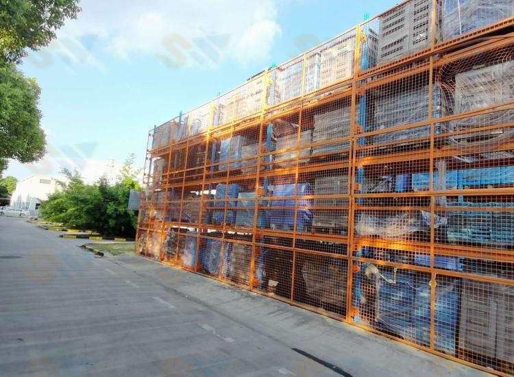森沃仓储室外重型横梁式货架