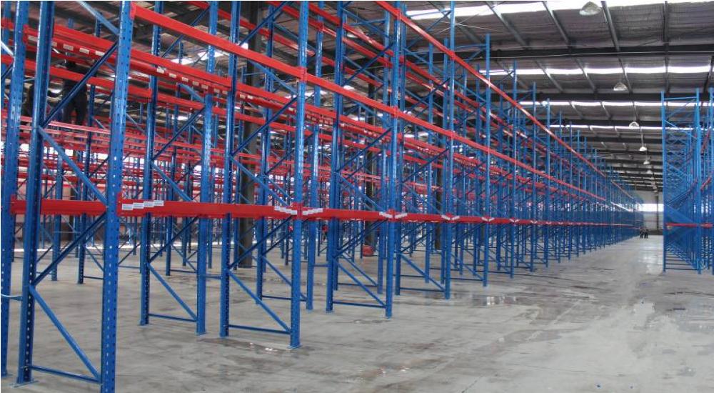 森沃仓储带你了解这4种常见货架的优势