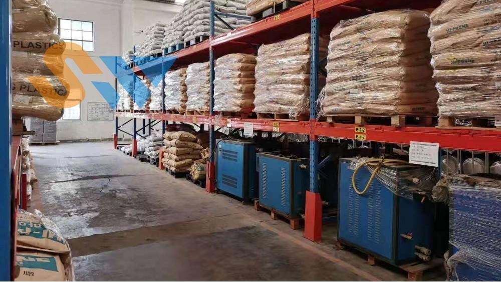 南京仓储货架:重型层板货架定制案例