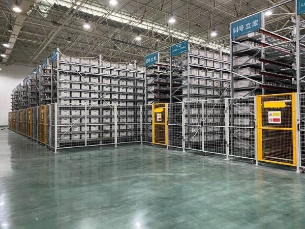 自动化立体仓库货架能使用在哪些地方(领域)?
