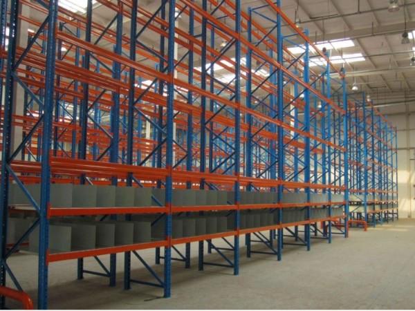 森沃仓储为您讲解:重型货架的主体结构