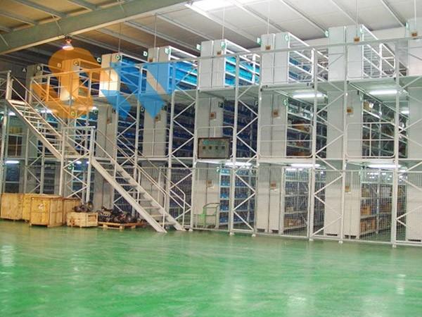 阁楼货架的优点和标准是什么?