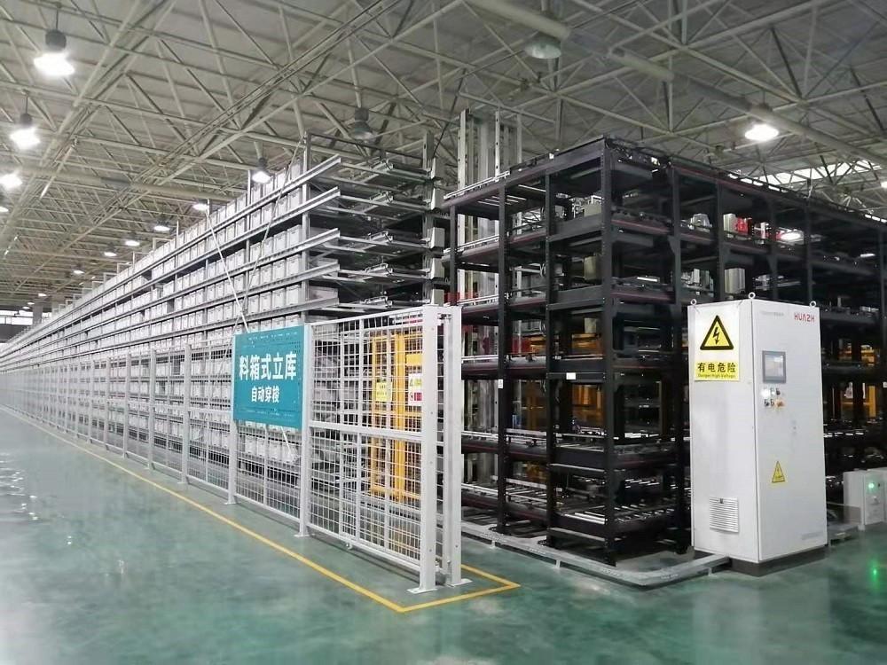 自动化仓储