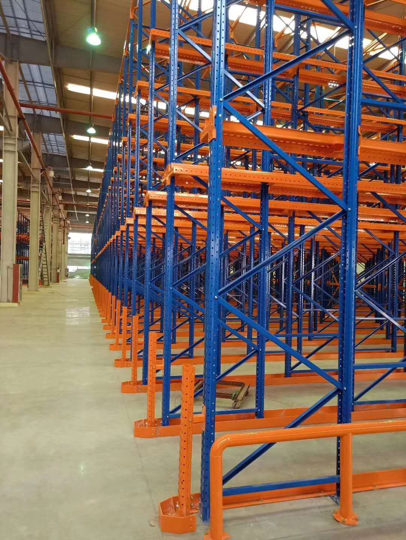 森沃仓储与大型医药行业的合作案例-钢托盘