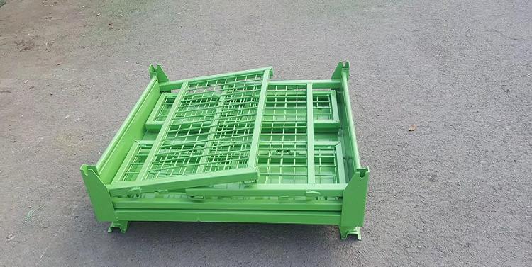 森沃仓储钢制料箱6