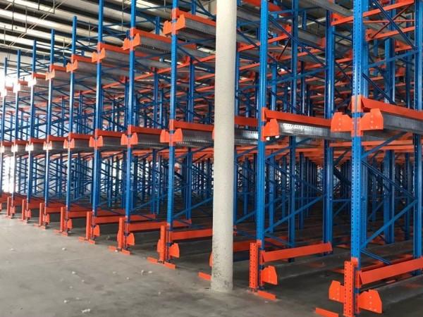 森沃仓储一文让您读懂4种常见高密度存储货架