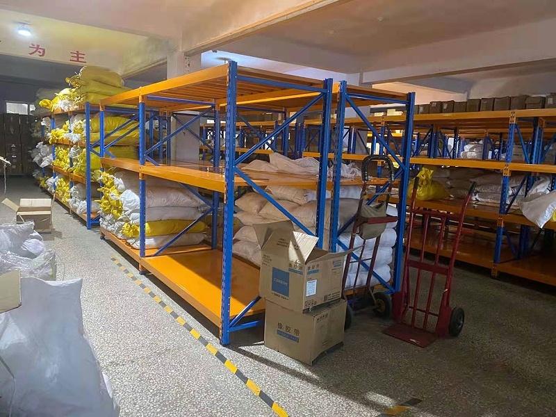 森沃仓储重型层板货架