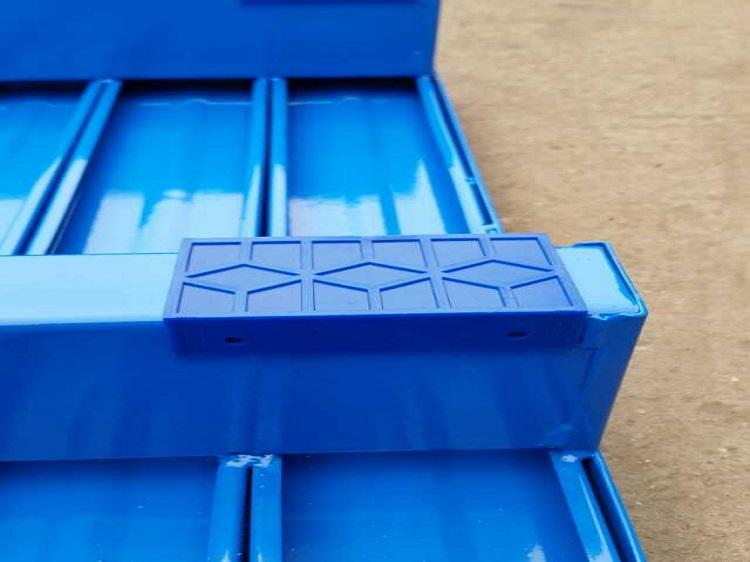 森沃仓储:钢托盘防滑护角