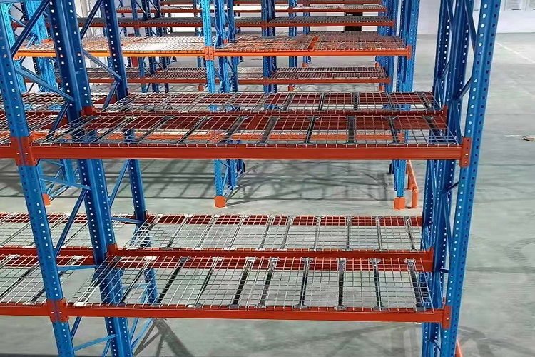 森沃仓储重型货架图2