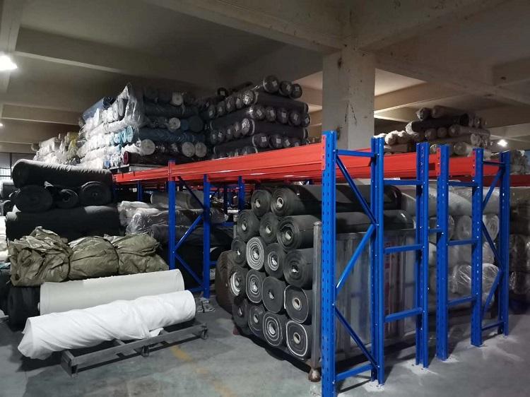 森沃仓储:布料布匹重型货架 (1)