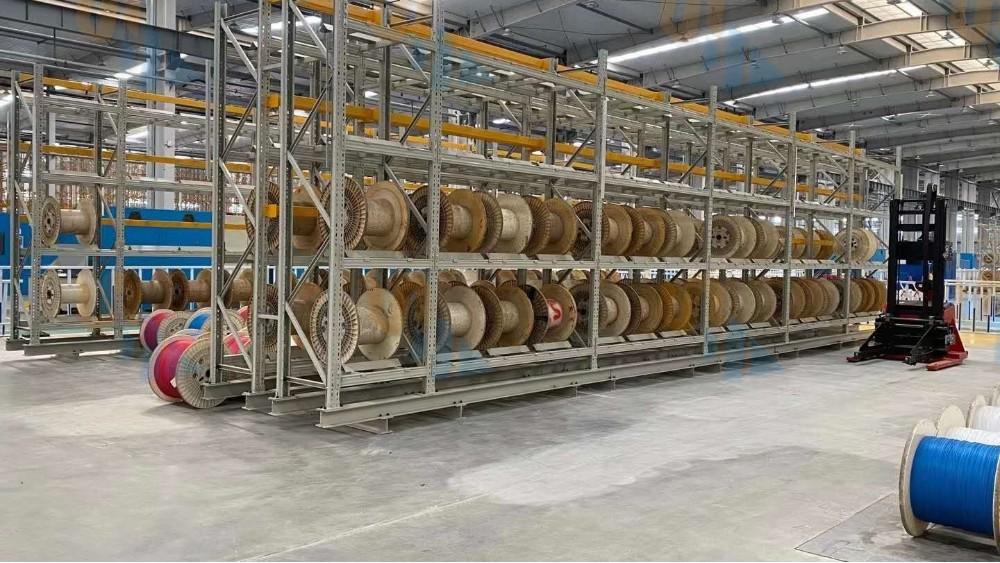 森沃仓储邀请您观赏:agv槽钢货架定做案例展示