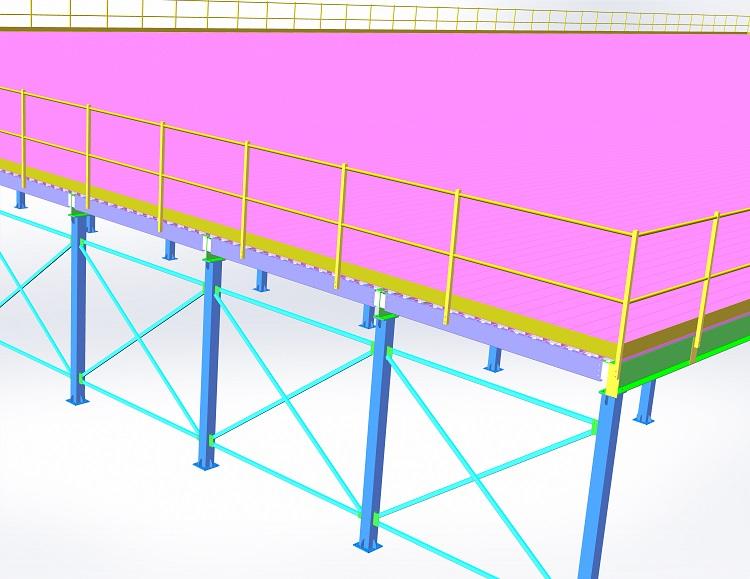 钢平台细节 (2)